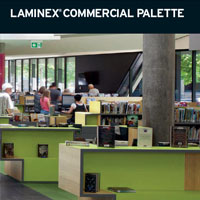 Laminex Commercial Range