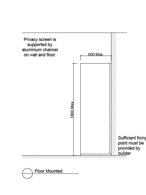 Floor Mounted Urinal Screen Carpet Vidalondon