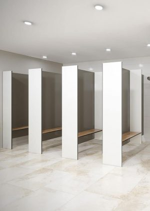 Shower – Floor Mounted Free Standing (FF-S)