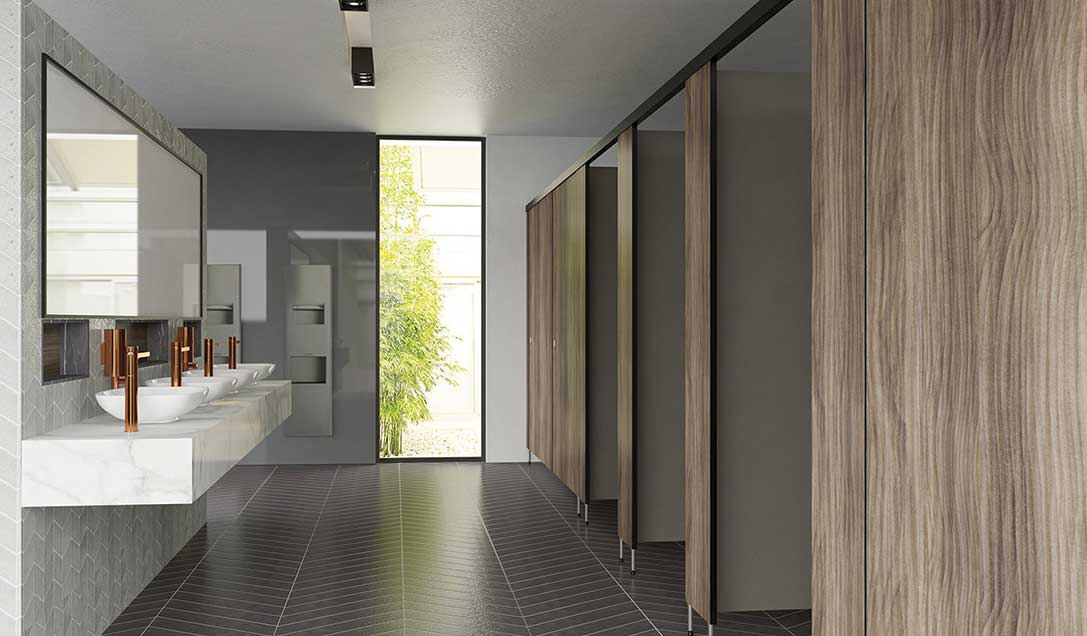 Tpi Commercial Joinery Toilet Partitions And Wet Area