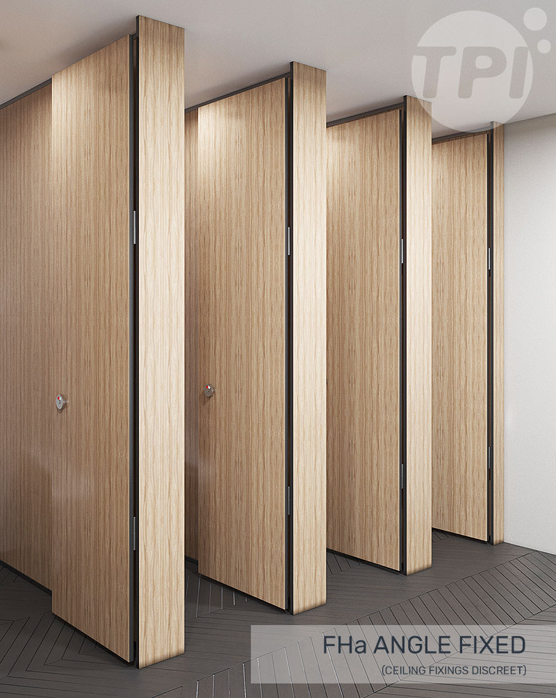 Cubicle Full Height Fh New Tpi Commercial Joinery
