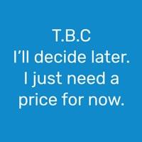 Colour TBC